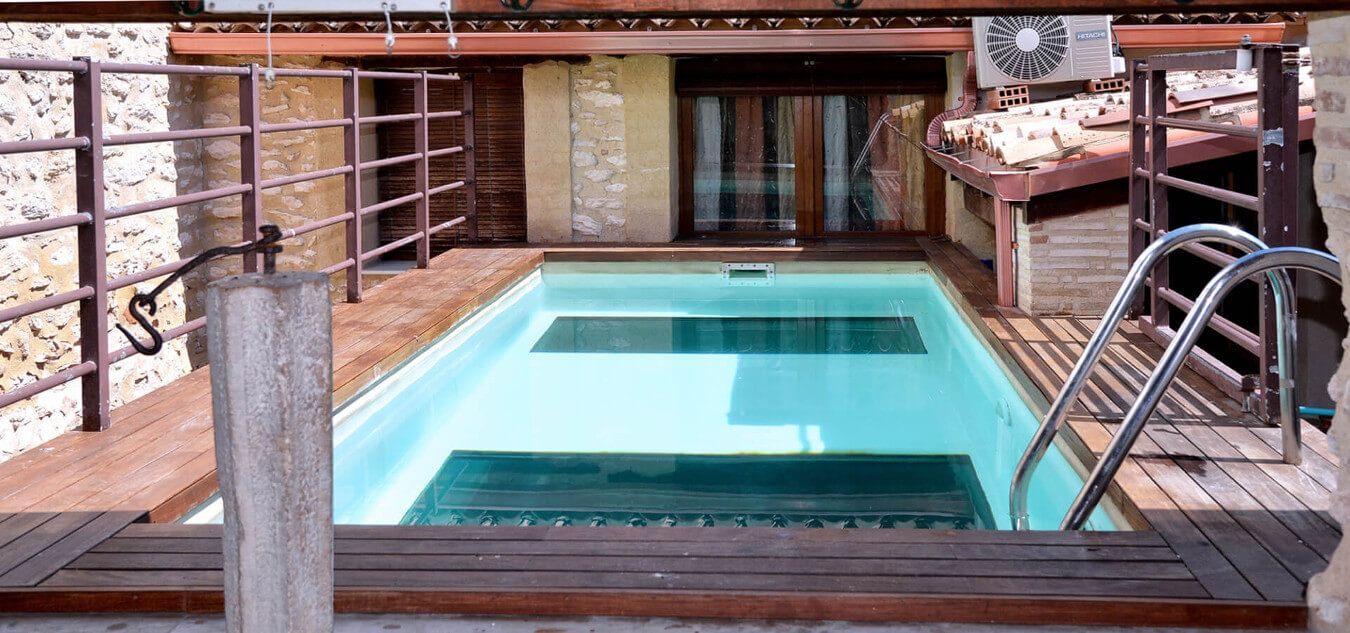 Pool - Country house Palomar - El Palomar, Valencia (Spain)