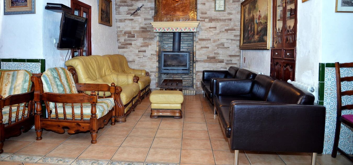 Living room - Country house Palomar - El Palomar, Valencia (Spain)