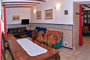 Dinning room - El Xop Country House - El Palomar, Valencia (Spain)