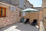 Terrace - El Xop Country House - El Palomar, Valencia (Spain)